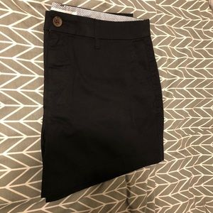 Old Navy chino shorts, size 12